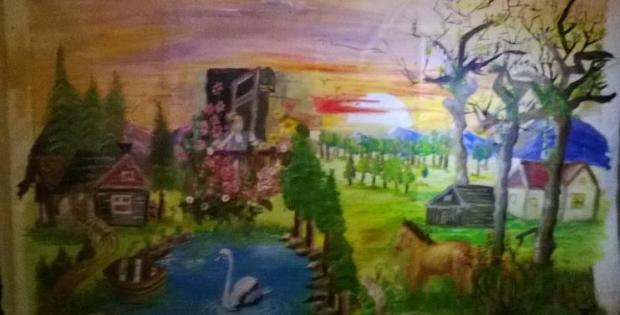 Zaatari-children-painting