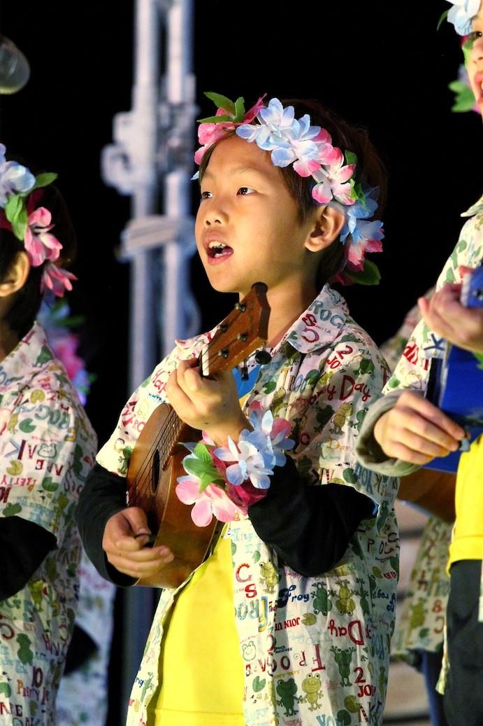 「夏威夷追夢之旅」是把學校的烏克麗麗才藝課程,延續成生命中,可能實現的夢想。
