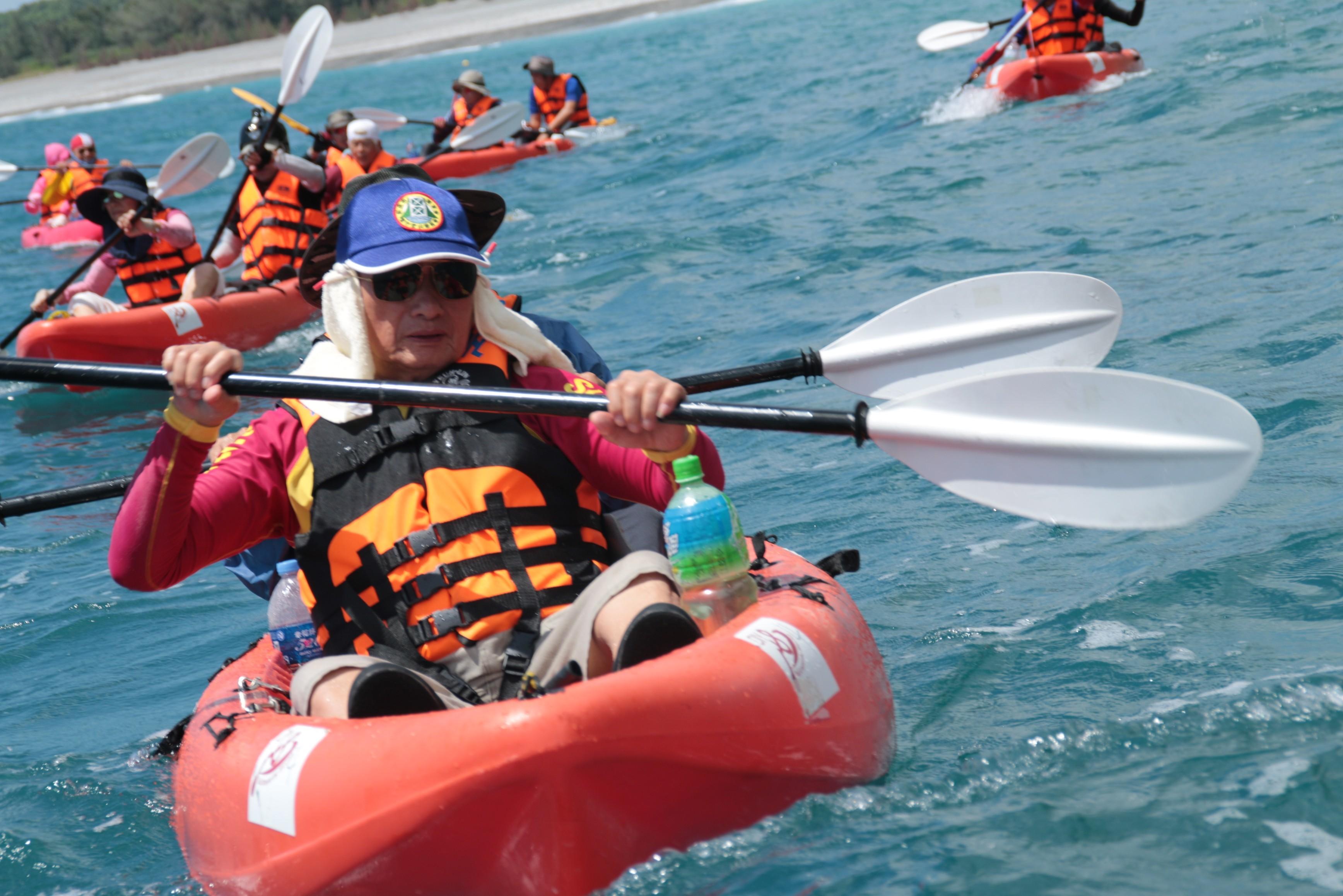 最老的不老水手84歲陳宏丹