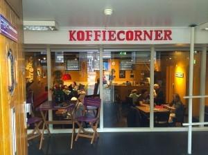 街角咖啡廳(圖片來源:Huis van de Wijk Rivierenbuurt)