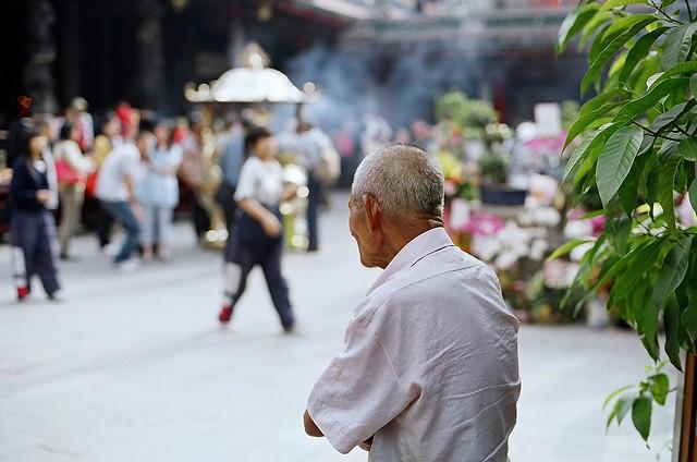 你在想什麼?(photo via SungHsuan Wang@Flickr, cc License)