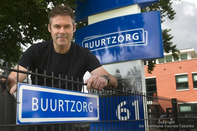 荷蘭Buurtzorg 創辦人兼執行長勃洛克