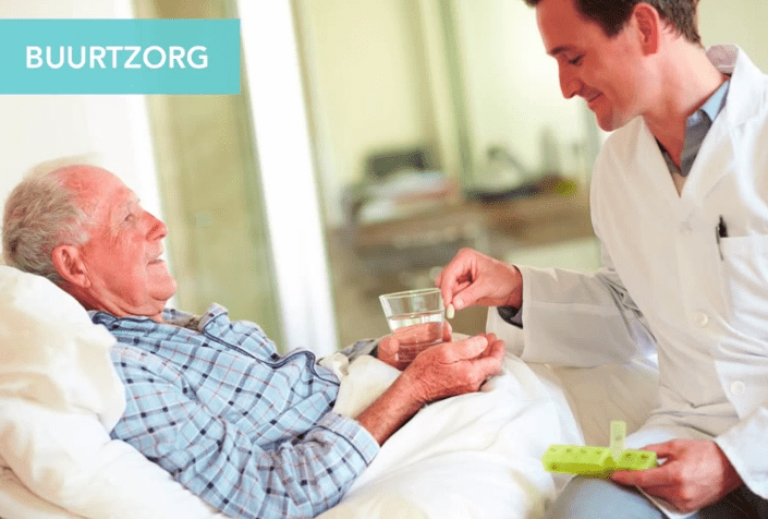 產業觀察/Buurtzorg 掀起荷蘭居家照護產業的寧靜革命
