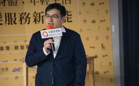 輔仁大學心理系副教授黃揚名(攝影:MISC. 科學與人文攝影記錄|Charlie Chang)