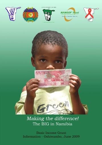 BIG Coalition Namibia在Otjivero施行計劃兩年的結案報告