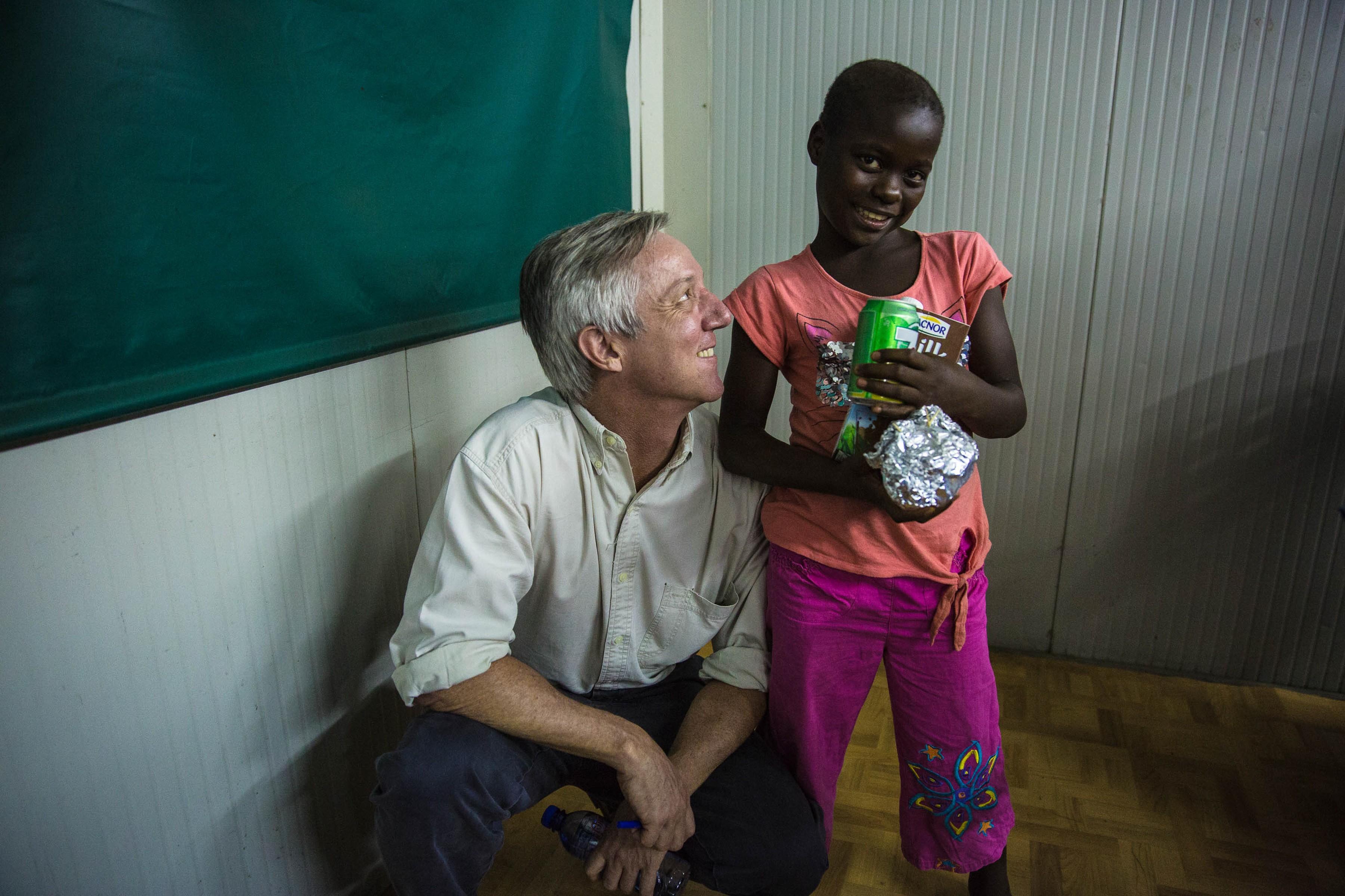 SRSG visit to Liberia