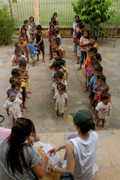那些年,我在柬埔寨的孤兒院
