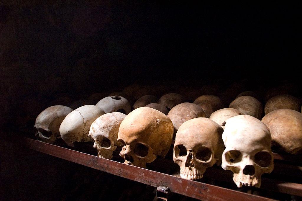 盧安達雅瑪塔大屠殺紀念館