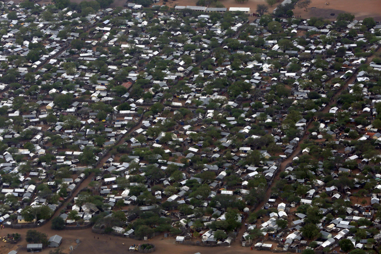 肯亞難民營