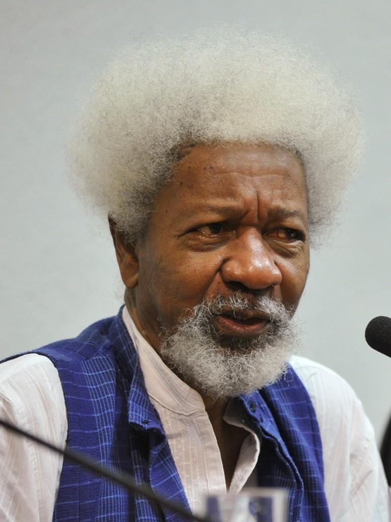 獲得諾貝爾文學獎的奈吉利亞劇作家索應卡