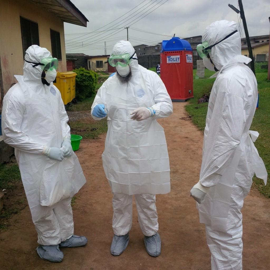 伊波拉防疫
