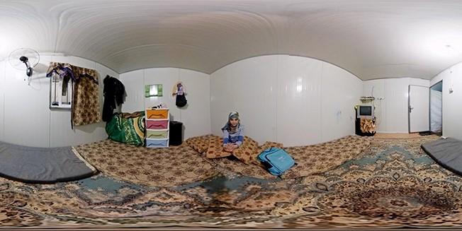 《希達的天空》紀錄約旦敘利亞難民營的生活,播出後贏得國際盛讚