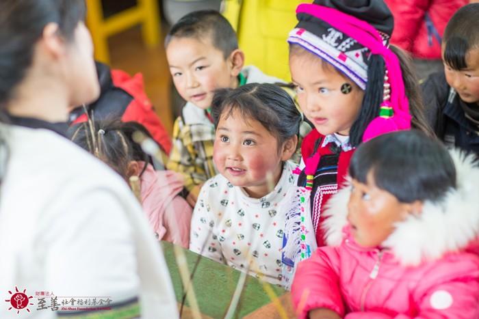 至善於中國雲南進行了幼教師資的培訓。圖片來源:至善社會福利基金會。