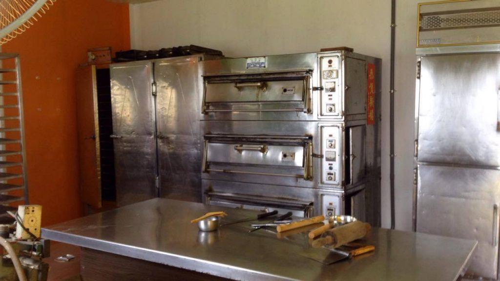 二手烘焙器具,是許多臺東縣身心障礙孩子學習謀生技能的教具