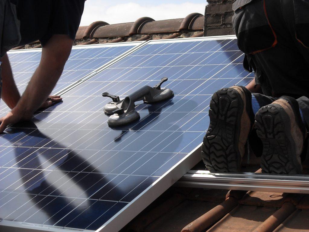 綠點能創讓太陽能可能成為一般民眾投資的對象。