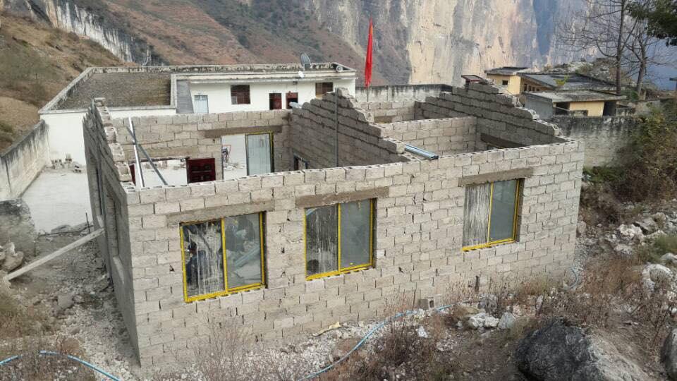 學生飯堂及廚房新建