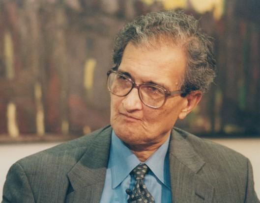 諾貝爾經濟學獎得主阿瑪蒂亞.森