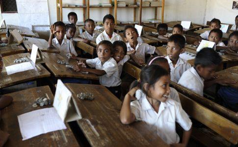 visit to Cassait School]  in Liquica District