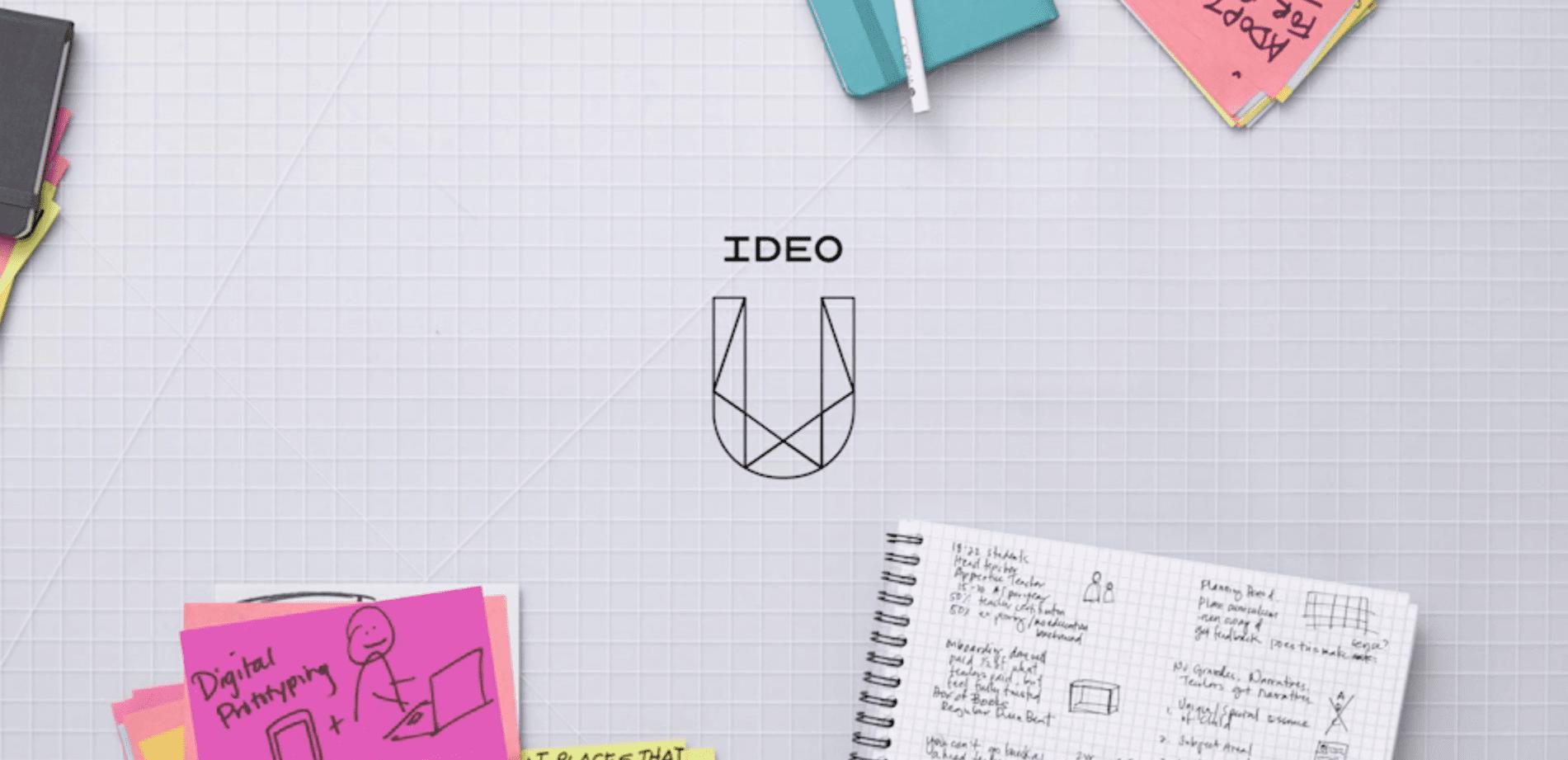 圖片來源:IDEO 官網