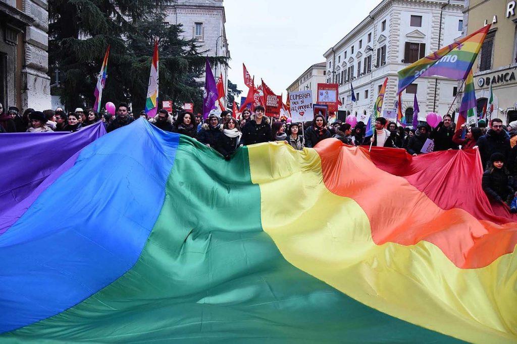 「性別不只有男女」的認知已經是國際共識。