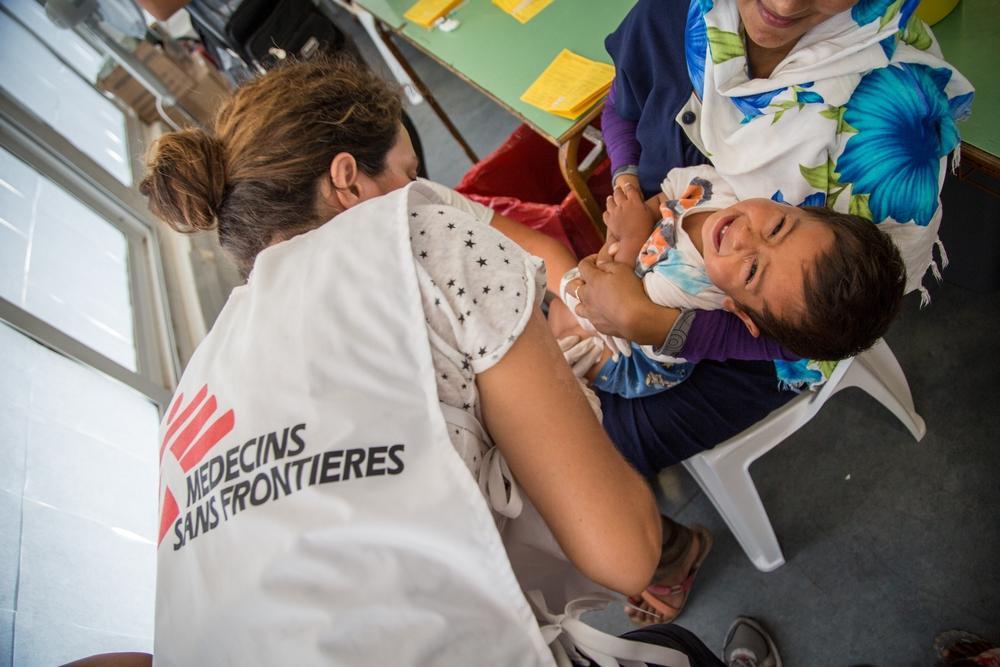 ©Pierre-Yves Bernard/MSF