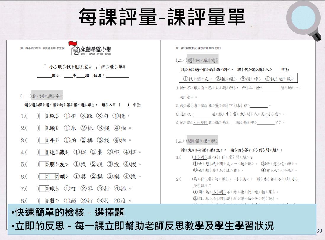 圖/希望小學─屏東分校提供